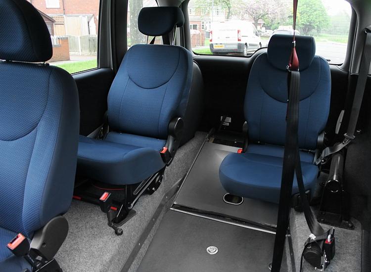 Fiat Multipla 1.9 JTD Brotherwood Dynamic » Jubilee Automotive Group on